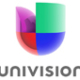 the logo of univision