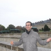 Spanish instructor Louis Cardozo in Europe