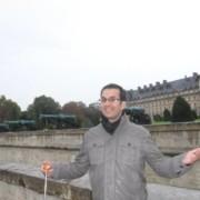 Spanish instructor Louis Cardozo in Europe