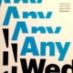 Cover of Any Wednesday by Keith Reinhard